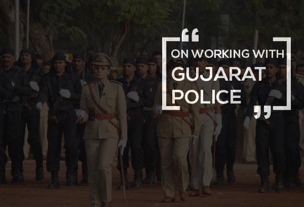 ACP Manjita vanzara gujarat police